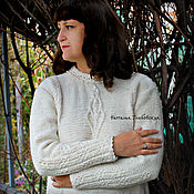 Одежда handmade. Livemaster - original item Women`s sweater