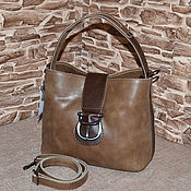 Сумки и аксессуары handmade. Livemaster - original item Model 150 Classic bag: BAG OF GENUINE LEATHER. Handmade.