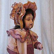 """Куклы и игрушки ручной работы. Ярмарка Мастеров - ручная работа Авторская кукла  """"Девочка"""". Handmade."""