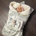 Анна (конверты для новорожденных) - Ярмарка Мастеров - ручная работа, handmade