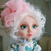 Куклы и игрушки ручной работы. Ярмарка Мастеров - ручная работа Сладкая девочка. Handmade.