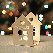 Для дома и интерьера handmade. Livemaster - original item Candlestick
