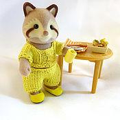 Куклы и игрушки handmade. Livemaster - original item The suit is