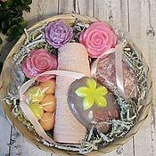 Подарки на 8 марта ручной работы. Ярмарка Мастеров - ручная работа Подарки на 8 марта из мыла. Handmade.