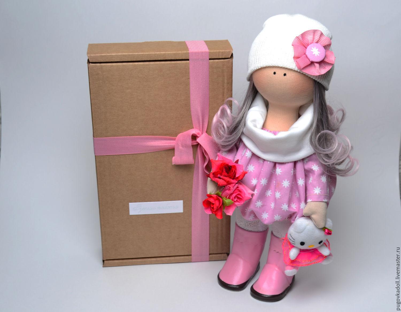 Набор для шитья куклы тильда