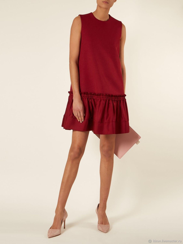2a4ead352c4 Платья ручной работы. Ярмарка Мастеров - ручная работа. Купить Платье  летнее короткое.
