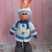 Куклы и игрушки handmade. Livemaster - original item Winter Bunny. Handmade.