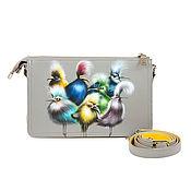 Сумки и аксессуары handmade. Livemaster - original item Women`s satchel bag