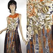 Одежда ручной работы. Ярмарка Мастеров - ручная работа Платье Марика. Handmade.