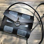 Сумки и аксессуары handmade. Livemaster - original item Women`s crossbody bag 89415a crossbody bag made of genuine leather. Handmade.