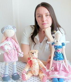 Юлия Ибраева