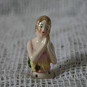 Винтаж ручной работы. Ярмарка Мастеров - ручная работа Лиля (half doll). Handmade.
