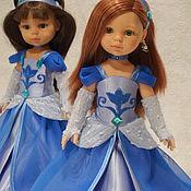 Куклы и игрушки ручной работы. Ярмарка Мастеров - ручная работа Платье Золушки. Handmade.