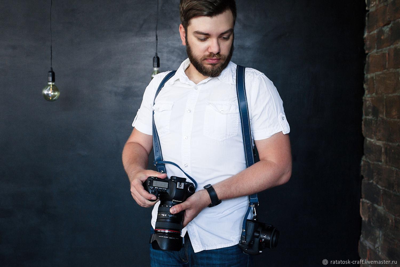 Портупея - разгрузка для фотоаппаратов для фотографа, Ремни, Волгоград, Фото №1