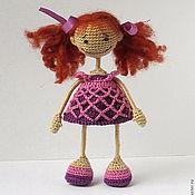 Куклы и игрушки ручной работы. Ярмарка Мастеров - ручная работа Кукла с детского рисунка. Handmade.