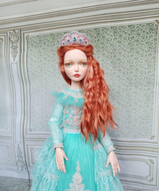 Элен, Будуарная кукла, Томск,  Фото №1