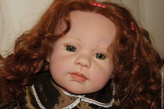 Куклы-младенцы и reborn ручной работы. Ярмарка Мастеров - ручная работа. Купить Луиза. Handmade. Анна ромашка, винил