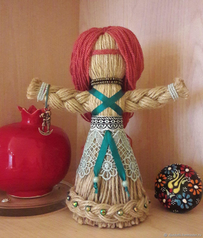 Обережная кукла Лада, Народная кукла, Москва,  Фото №1