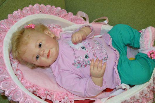 Куклы-младенцы и reborn ручной работы. Ярмарка Мастеров - ручная работа. Купить Кукла реборн Гретта из лимитированного молда  Гретта от Андреа Арчелло. Handmade.