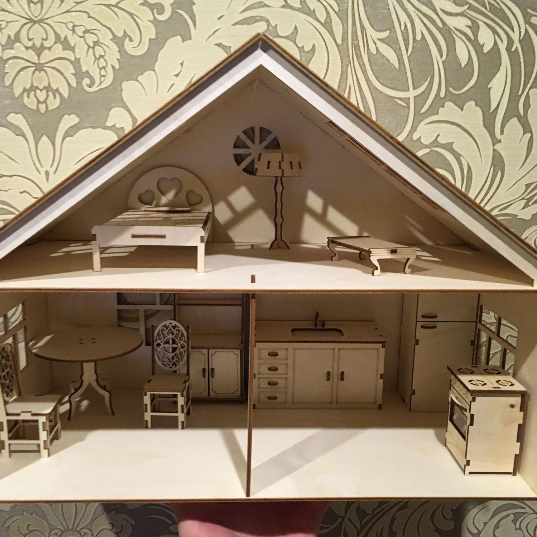 Кукольный домик, Кукольные домики, Нижний Новгород,  Фото №1