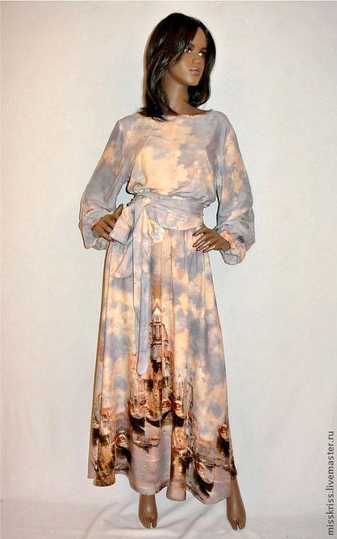 Maxi dress 'Venice', Dresses, St. Petersburg,  Фото №1