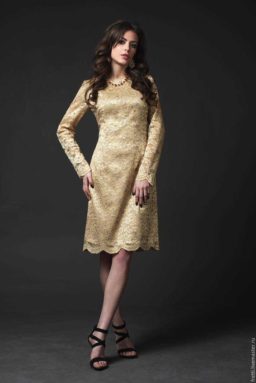 Где купить в санкт-петербурге золотистые платья