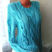 Одежда handmade. Livemaster - original item Knitted sweater handmade