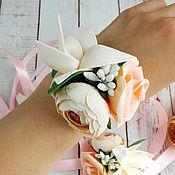 Аксессуары ручной работы. Ярмарка Мастеров - ручная работа Аксессуары: Браслеты для подружек невесты. Handmade.