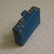 Куклы и игрушки ручной работы. Ярмарка Мастеров - ручная работа Чемоданчик в миниатюре (полимерная глина). Handmade.