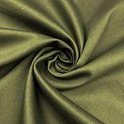 Материалы для творчества handmade. Livemaster - original item Twill cotton art. 29.0024 (Khaki). Handmade.