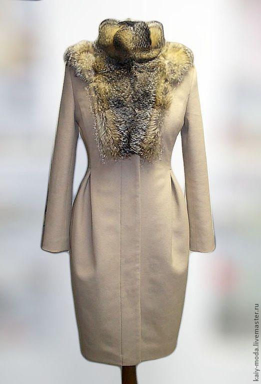 Winter coat with fur trim, Coats, Moscow,  Фото №1