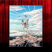Фен-шуй и эзотерика ручной работы. Ярмарка Мастеров - ручная работа Амбиент «Плен.Освобождение». Автор – Trish. Handmade.