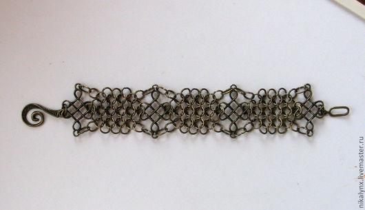 браслет плетеный