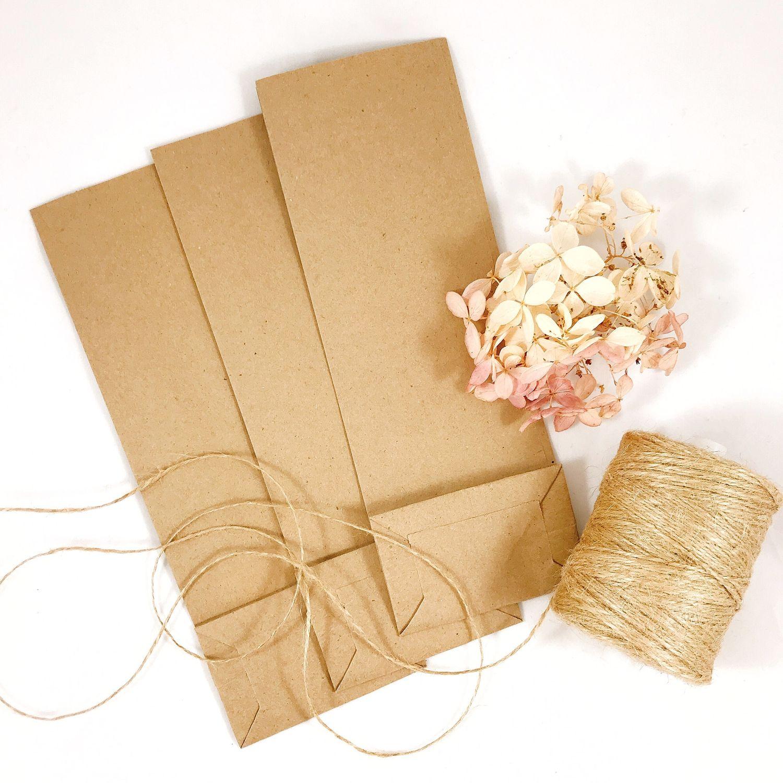Package packaging Kraft 8h5h23, , cm, Packages, Izhevsk,  Фото №1