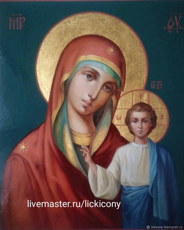 Икона Казанской Божией Матери, Иконы, Лобня,  Фото №1