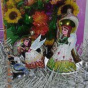 Подарки к праздникам ручной работы. Ярмарка Мастеров - ручная работа Ёлка в красоте. Handmade.