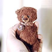 Куклы и игрушки ручной работы. Ярмарка Мастеров - ручная работа Шоколадный. Choco-bear.  Коллекционный мишка-тедди.. Handmade.