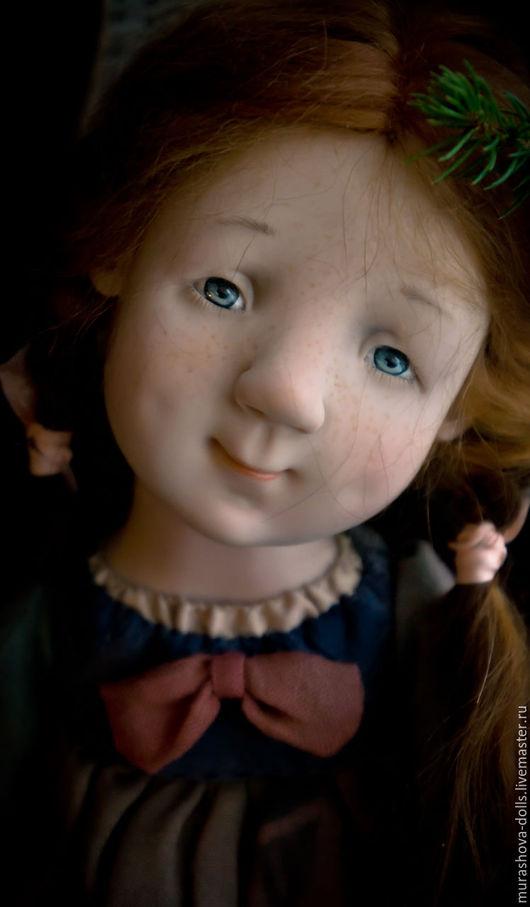 Коллекционные куклы ручной работы. Ярмарка Мастеров - ручная работа. Купить Зуёк. Handmade. Комбинированный, любить и жаловать