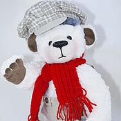 Куклы и игрушки handmade. Livemaster - original item Teddy bear Alyosha. Handmade.