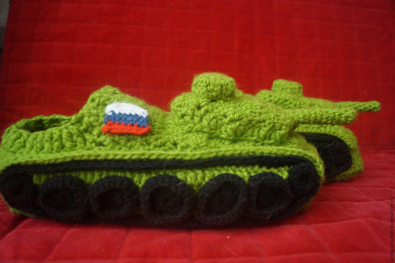 мужские тапки танки, Тапочки, Санкт-Петербург,  Фото №1