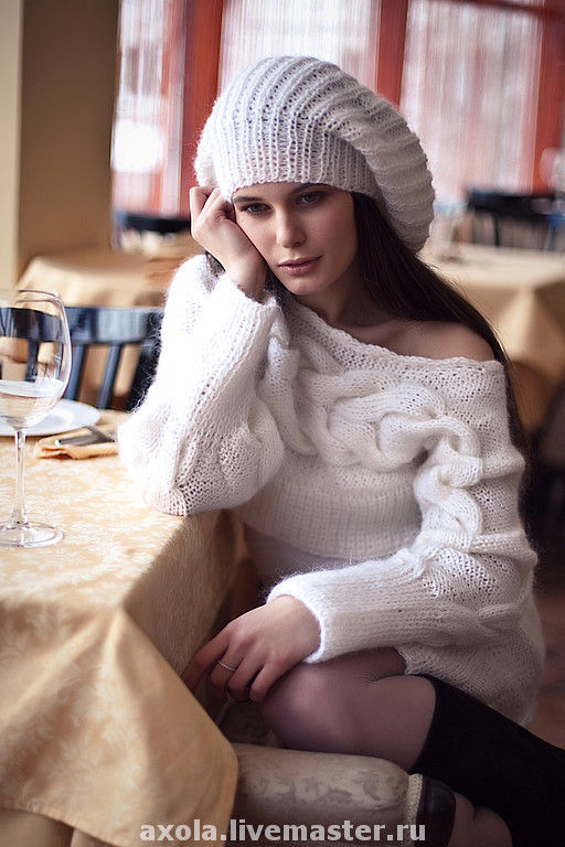 Белый Свитер Купить Женский