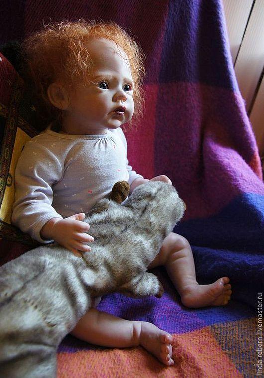 "Куклы-младенцы и reborn ручной работы. Ярмарка Мастеров - ручная работа. Купить Кукла Reborn ""Rainer"" limited. Handmade."