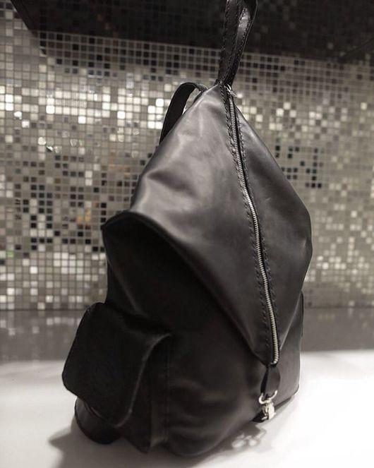 Женские сумки ручной работы. Ярмарка Мастеров - ручная работа. Купить Рюкзак. Handmade. Рюкзак, рюкзак для девочки, большой рюкзак