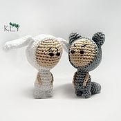 Куклы и игрушки ручной работы. Ярмарка Мастеров - ручная работа Банда 2. Handmade.