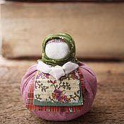 Куклы и игрушки ручной работы. Ярмарка Мастеров - ручная работа Хозяюшка-благополучница народная русская кукла. Handmade.