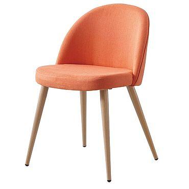 Мебель ручной работы. Ярмарка Мастеров - ручная работа Стул Берген orange (оранжевый). Handmade.