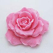 Мыло ручной работы. Ярмарка Мастеров - ручная работа Роза. Handmade.