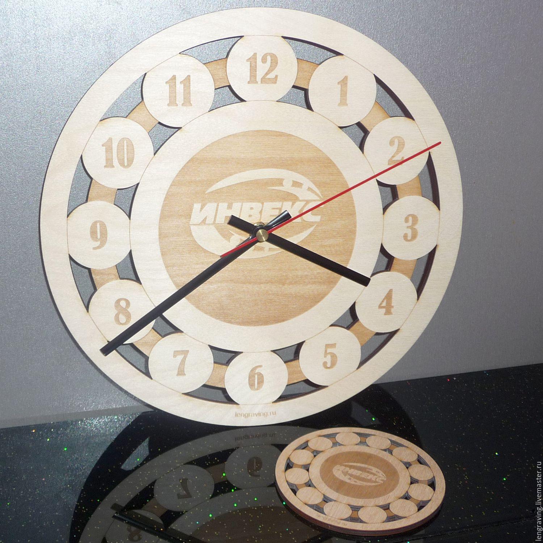 Оригинальные часы из дерева своими руками: Дом 93