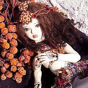 Куклы и игрушки ручной работы. Ярмарка Мастеров - ручная работа Яспис (фарфоровая шарнирная кукла).. Handmade.
