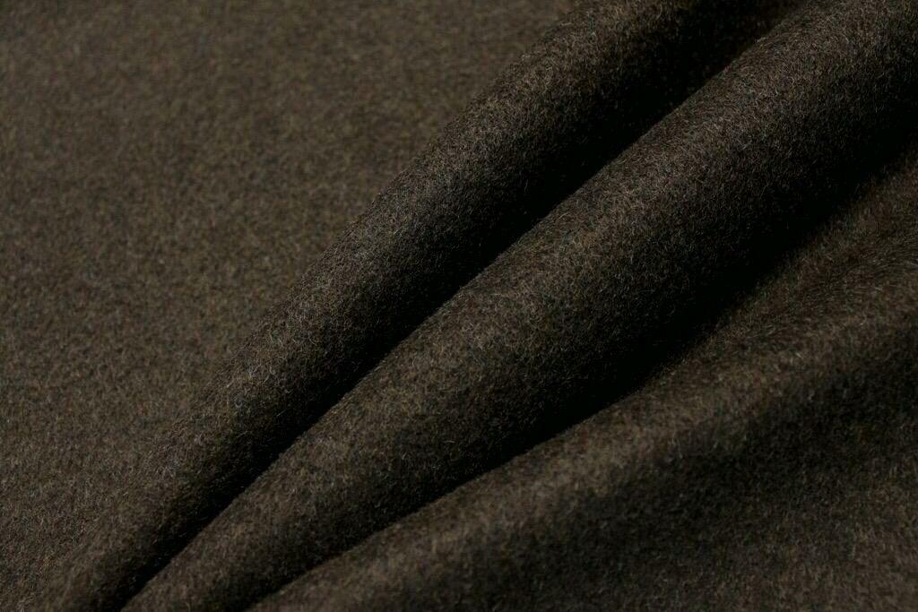 """Ткань  пальтовая """"Max Mara""""т.коричневая  , Л1092, Ткани, Москва,  Фото №1"""